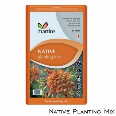 Soil - Martins Native Planting Mix