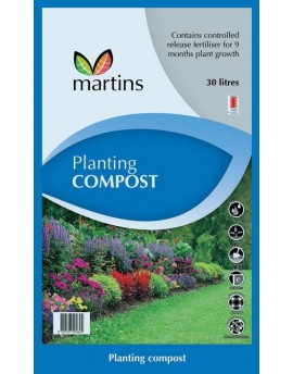 Soil - Martins Planting Compost